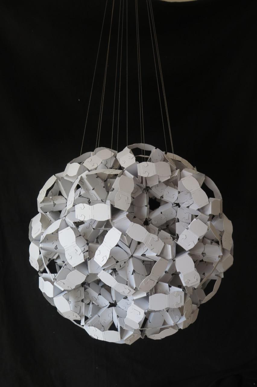 bol hanglamp vouwstenen